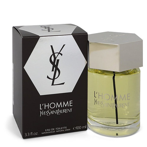 L'homme by Yves Saint Laurent 3.4 oz Eau De Toilette Spray