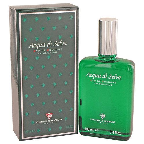 Acqua Di Selva by Visconte Di Modrone 3.4 oz Eau De Cologne Spray
