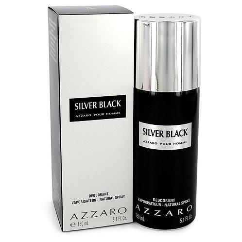 Silver Black by Azzaro 5.1 oz Deodorant Spray