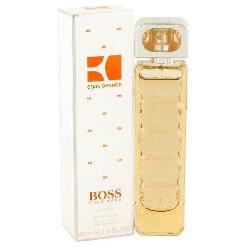 Boss Orange by Hugo Boss 1.7 oz Eau De Toilette Spray
