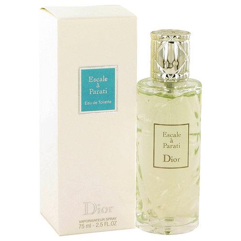 Escale A Parati by Christian Dior 2.5 oz Eau De Toilette Spray