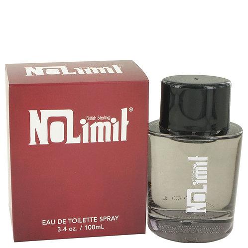 No Limit by Dana 3.4 oz Eau De Toilette Spray