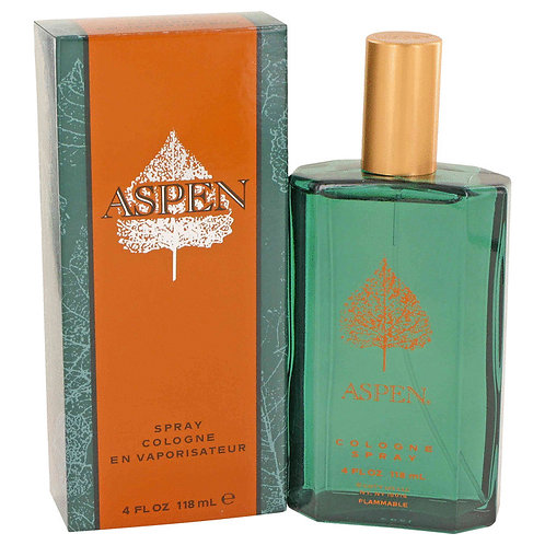 Aspen by Coty 4 oz Cologne Spray