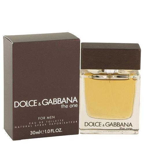 The One by Dolce & Gabbana 1 oz Eau De Toilette Spray