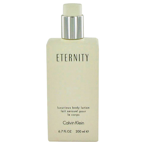 Eternity by Calvin Klein 6.7 oz Body Lotion (unboxed) for women