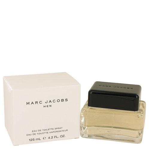 Marc Jacobs by Marc Jacobs 4.2 oz Eau De Toilette Spray
