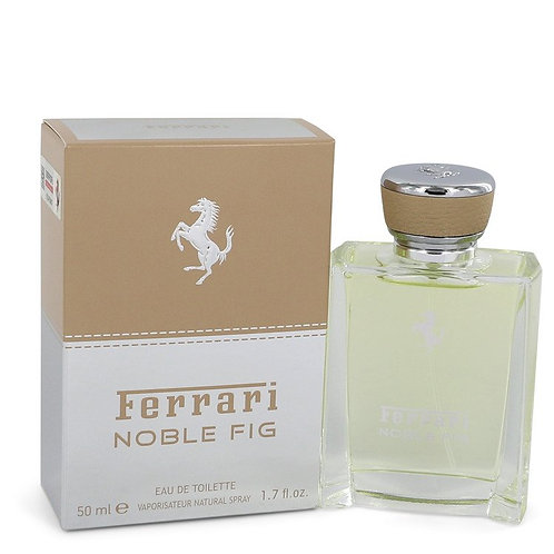 Ferrari Noble Fig by Ferrari 1.7 oz Eau De Toilette Spray