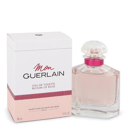 Mon Guerlain Bloom Of Rose by Guerlain 3.3 oz Eau De Toilette Spray