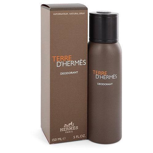 Terre D'hermes by Hermes 5 oz Deodorant Spray