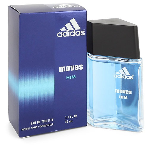 Adidas Moves by Adidas 1 oz Eau De Toilette Spray