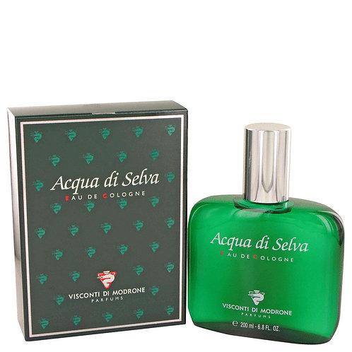 Acqua Di Selva by Visconte Di Modrone 6.8 oz Eau De Cologne