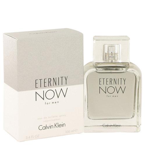 Eternity Now by Calvin Klein 3.4 oz Eau De Toilette Spray