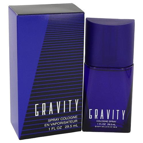 Gravity by Coty 1 oz Cologne Spray