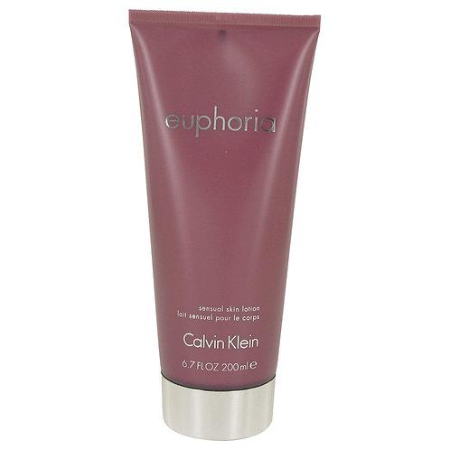 Euphoria by Calvin Klein 6.7 oz Body Lotion for women