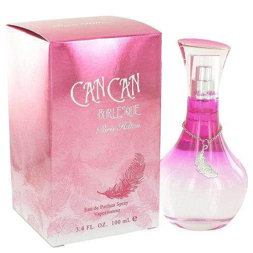 Can Can Burlesque by Paris Hilton 3.4 oz Eau De Parfum Spray