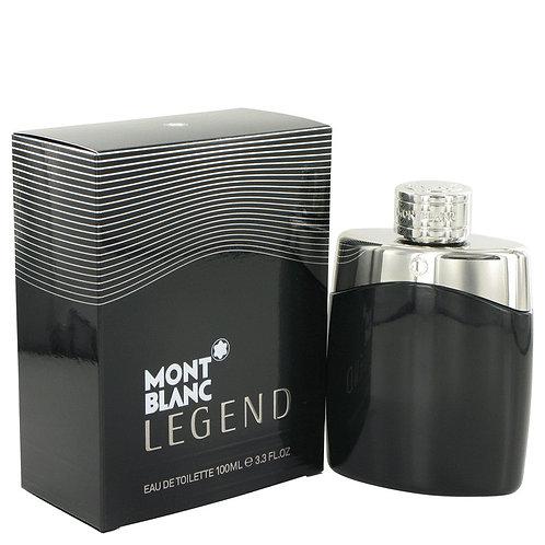 Montblanc Legend by Mont Blanc 3.4 oz Eau De Toilette Spray