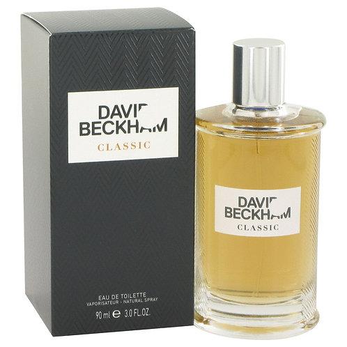 David Beckham Classic by David Beckham 3 oz Eau De Toilette Spray
