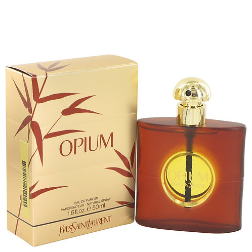 Opium by Yves Saint Laurent 1.6 oz Eau De Parfum Spray