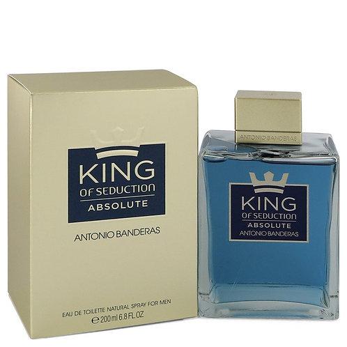 King Of Seduction Absolute by Antonio Banderas 6.7 oz Eau De Toilette Spray