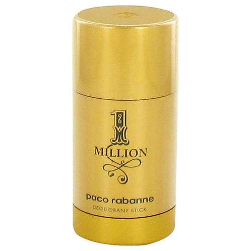 1 Million by Paco Rabanne 2.5 oz Deodorant Stick for men