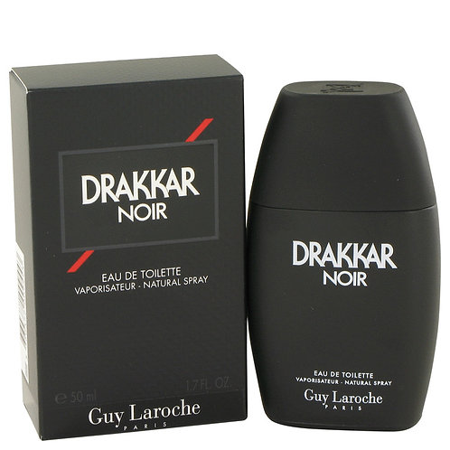 Drakkar Noir by Guy Laroche 1.7 oz Eau De Toilette Spray
