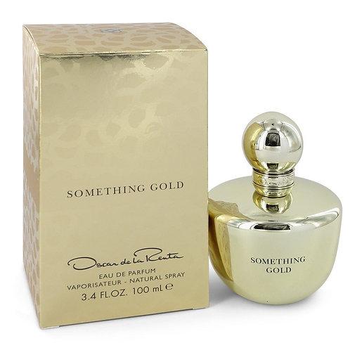 Something Gold by Oscar De La Renta 3.4 oz Eau De Parfum Spray