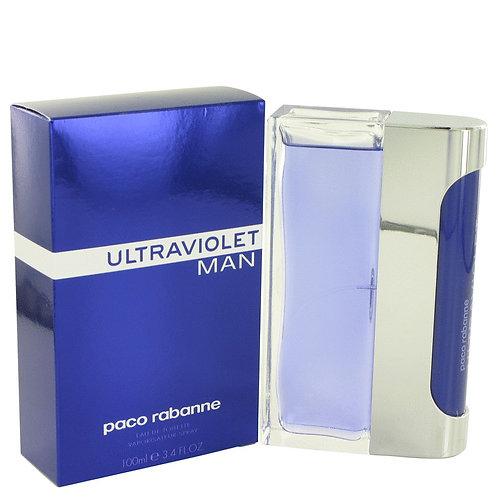 Ultraviolet by Paco Rabanne 3.4 oz Eau De Toilette Spray