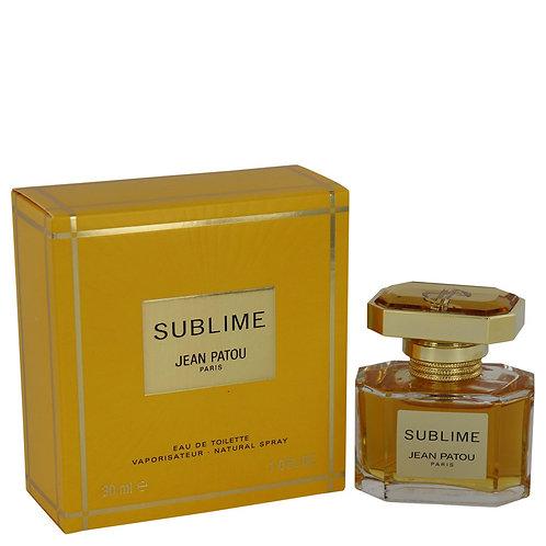 Sublime by Jean Patou 1 oz Eau De Toilette Spray