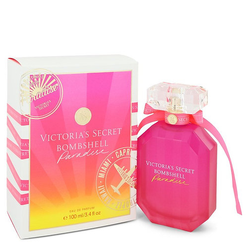 Bombshell Paradise by Victoria's Secret 3.4 oz Eau De Parfum Spray