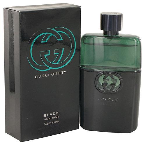 Gucci Guilty Black by Gucci 3 oz Eau De Toilette Spray