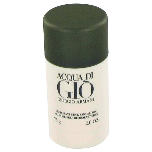 Acqua Di Gio by Giorgio Armani 2.6 oz Deodorant Stick for men