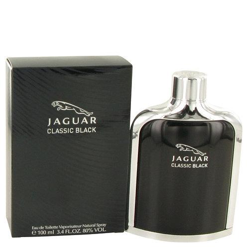 Jaguar Classic Black by Jaguar 3.4 oz Eau De Toilette Spray