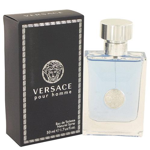 Versace Pour Homme by Versace 1.7 oz Eau De Toilette Spray for men