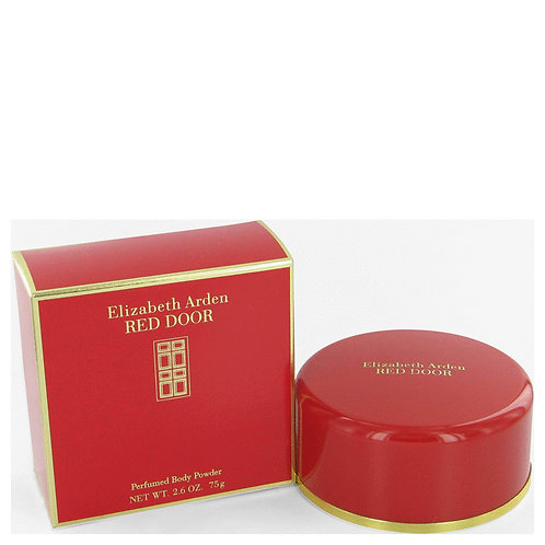 Red Door by Elizabeth Arden 2.6 oz Body Powder