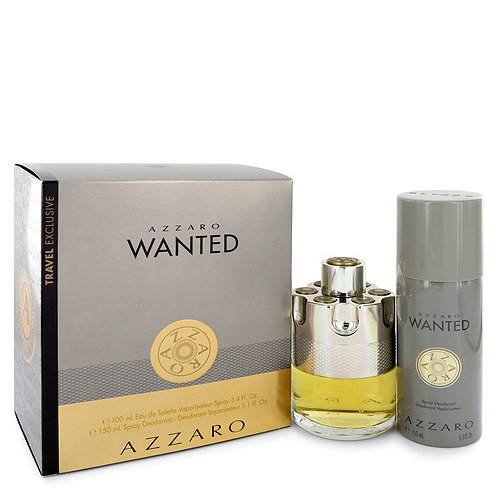 Wanted by Azzaro Gift Set