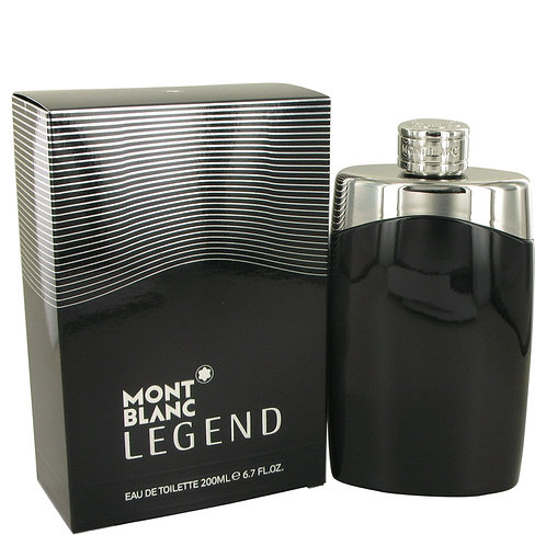 Montblanc Legend by Mont Blanc 6.7 oz Eau De Toilette Spray
