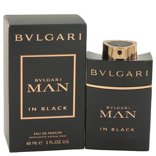 Bvlgari Man In Black by Bvlgari 2 oz Eau De Parfum Spray