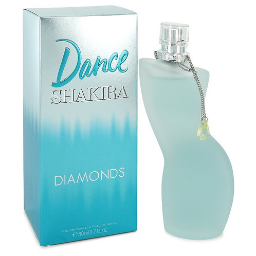 Shakira Dance Diamonds by Shakira 2.7 oz Eau De Toilette Spray