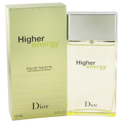Higher Energy by Christian Dior 3.3 oz Eau De Toilette Spray