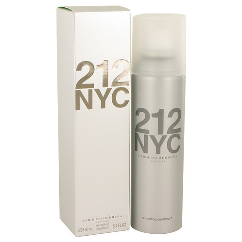 212 by Carolina Herrera 5.1 oz Deodorant Spray