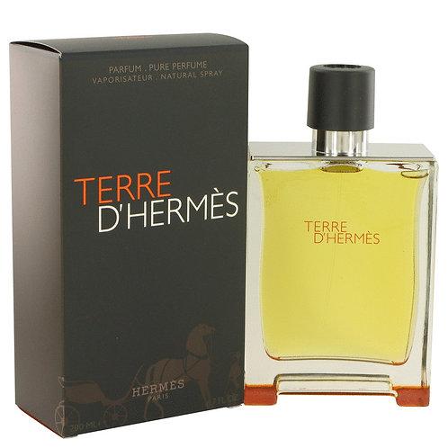 Terre D'hermes by Hermes 6.7 oz Pure Perfume Spray