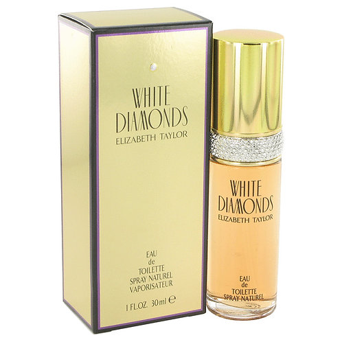 White Diamonds by Elizabeth Taylor 1 oz Eau De Toilette Spray for women