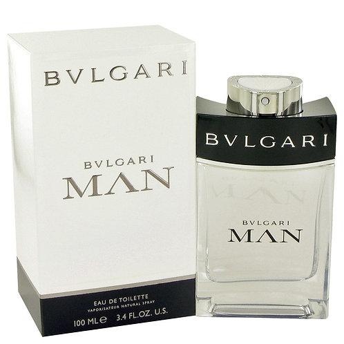 Bvlgari Man by Bvlgari 3.4 oz Eau De Toilette Spray