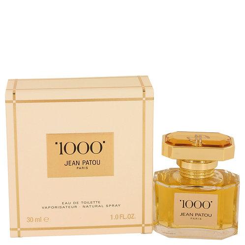 1000 by Jean Patou 1 oz Eau De Toilette Spray