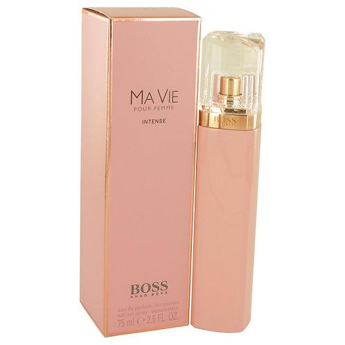 Boss Ma Vie Intense by Hugo Boss 2.5 oz Eau De Parfum Spray