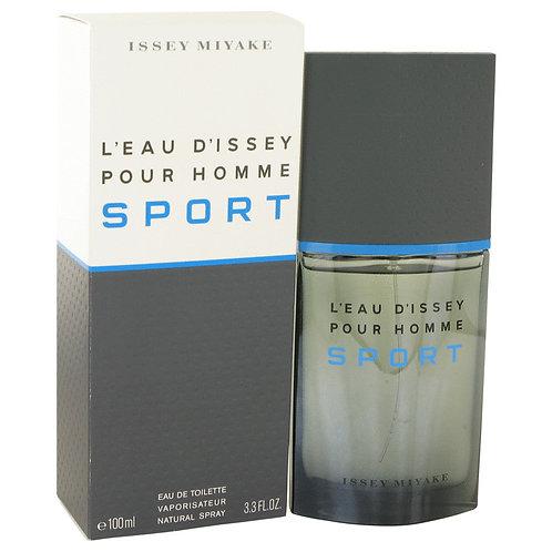 L'eau D'issey  Sport by Issey Miyake 3.4 oz Eau De Toilette Spray
