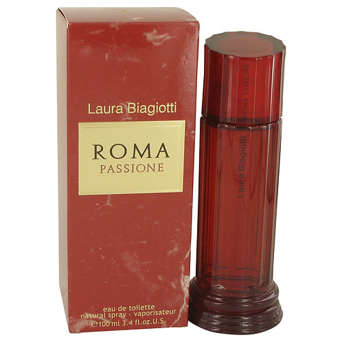 Roma Passione by Laura Biagiotti 3.4 oz Eau De Toilette Spray