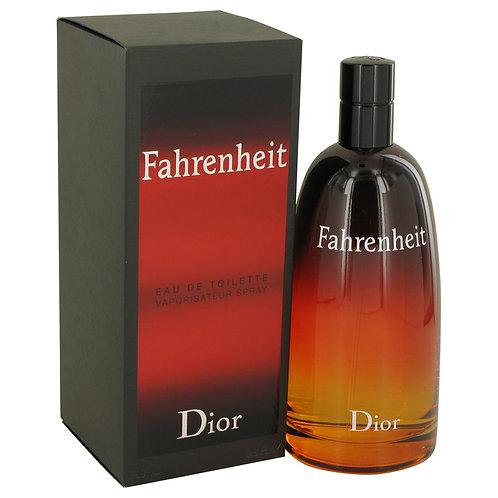 Fahrenheit by Christian Dior 6.8 oz Eau De Toilette Spray