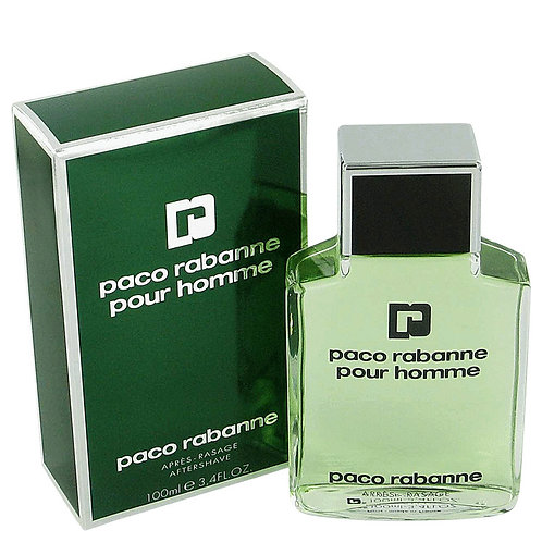 Paco Rabanne by Paco Rabanne 3.3 oz After Shave for men