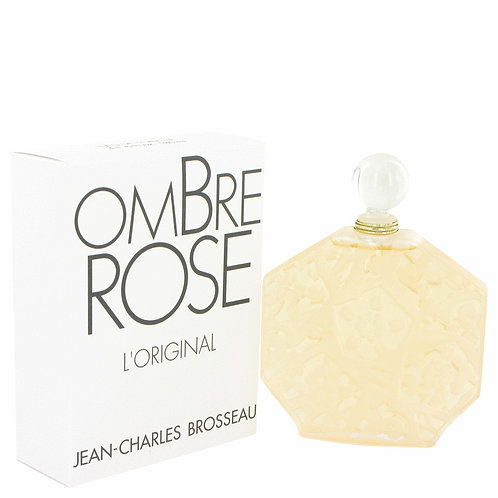 Ombre Rose by Brosseau 6 oz Eau De Toilette